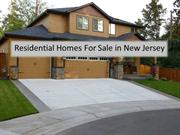 Residential Homes For Sale in New Jersey