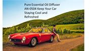 Pure Essential Oil Diffuser AN-0504 Keep Your Car Staying Cool and Ref