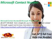 Peer to peer connected your call at  Microsoft Contact 1-877-729-6626.