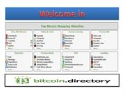 Bitcoin.Directory - Bitcoin Wallet iPad - Bitcoin Wallet iPhone