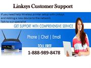 Linksys Customer Support 1-888-989-8478