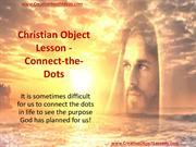 Christian Object Lesson - Connect-the-Dots