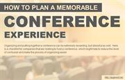 Tips to plan a successful conference experience