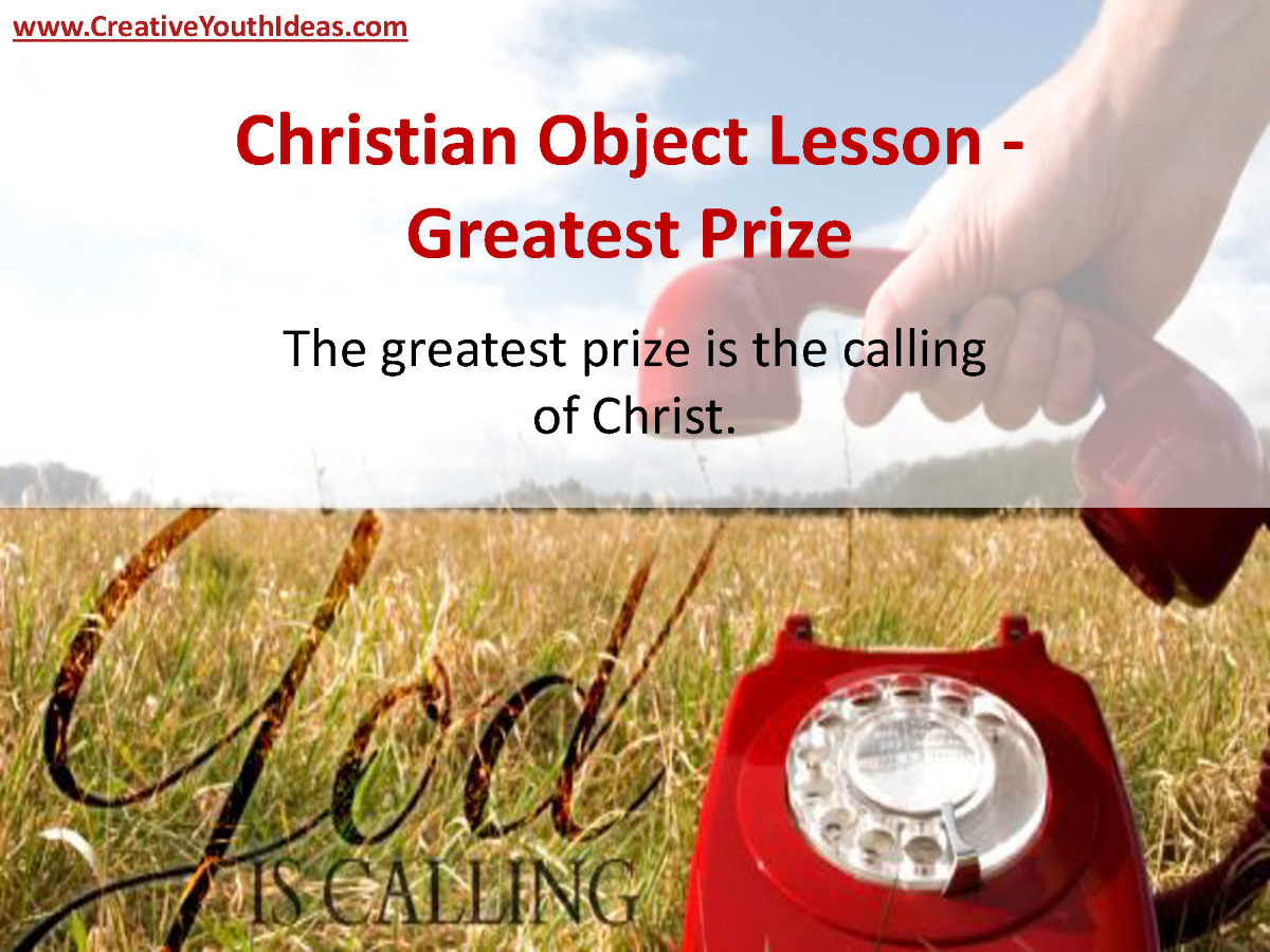 The greatest prize in christian dating