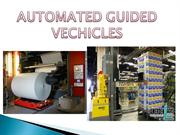 automated guided vechiles
