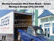 West Palm Beach Moving Company