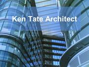 Ken Tate Architect - Best Residential Architect with Years Experience