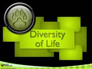 Diversity of Life - Teacher