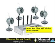 Secure Your Home with Wireless Security System.