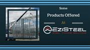 Some Products Offered At Ezisteel Steel Framing Solutions