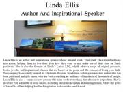 Linda Ellis - Author And Inspirational Speaker