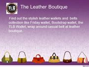 The Leather Boutique
