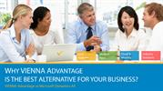 ERP comparison MS Dynamics AX vs VIENNA Advantage ERP System