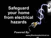 Safeguard Your Home From Electrical Hazards