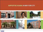What is Supportive Housing NYC?
