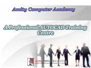 A Professional AUTOCAD Training Centre