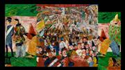 ENSOR, James, Featured Paintings in Detail (1)