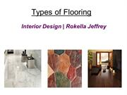 Different Types of Flooring for House Building | Rokella Jeffrey