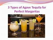 3 Types of Agave Tequila for Perfect Margaritas