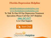 Florida Depression Helpline