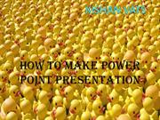 powerpoint pre.