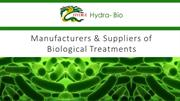 Grease Traps and Septic Tank Treatments - Hydra Bio