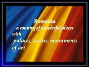 Romania Presentation Comenius