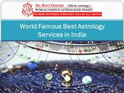 World Famous Best Astrology services in India