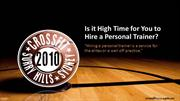Crossfit training Sydney - Hire a Personal Trainer