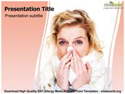 Download Ent Allergy Medical Templates (PPT)