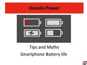Tips and Tricks to improve the battery life of your device