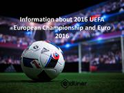 Information about 2016 UEFA European Championship and Euro