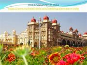 Best Wedding planners India