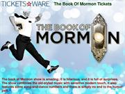 Mormon Tickets