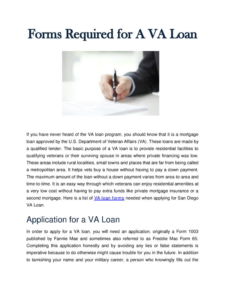 2887080_636063919004123750-slide1_normal Va Loan Application Form on free personal, printable buiness, uniform residential, sample small, bank america car, printable business, free print,