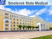 MBBS in Russia? Try Smolensk State Medical University