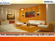 Benefits of using LED Lighting Products