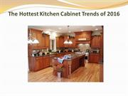 The Hottest Kitchen Cabinet Trends of 2016