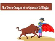 The Three Stages of a Spanish Bullfight