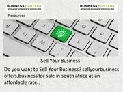 Business For Sale in South Africa