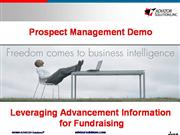 Prospect Management Demo
