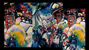 KANDINSKY, Wassily, Featured Paintings in Detail (1)