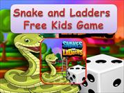 Snakes and Ladders - Free Kids Games