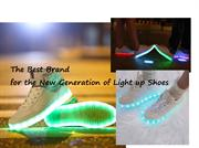 The Best Brand for the New Generation of Light up Shoes