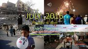 JULY 2016 - Pictures of the month -July 1 - July 8
