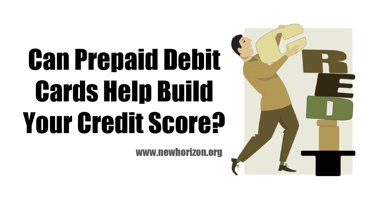 Can You Build Your Credit Score With A Debit Card