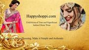 Authenitic Indian Ethnic Wear by Happyshoppi