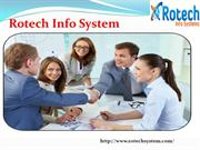 Feedback - Rotech Info Systems