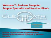 Business Computer Support Specialist and Services