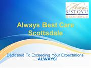 Always Best Care Senior Services Scottsdale Arizona